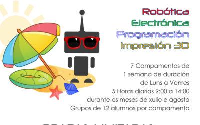 We Robots «BOT-CAMP» SUMMER'16